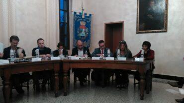 Consiglio provinciale a Bellano