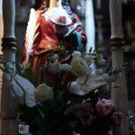La statua di Sant'Agata - foto di Luigi Albarelli - Tremenico, 5 febbraio 2019 (2)