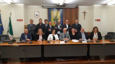 Prima seduta per il nuovo Consiglio provinciale
