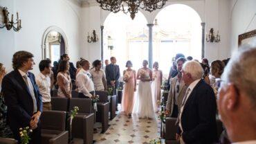 matrimonio a Villa Monastero