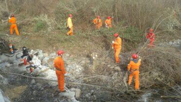 operazione fiumi sicuri