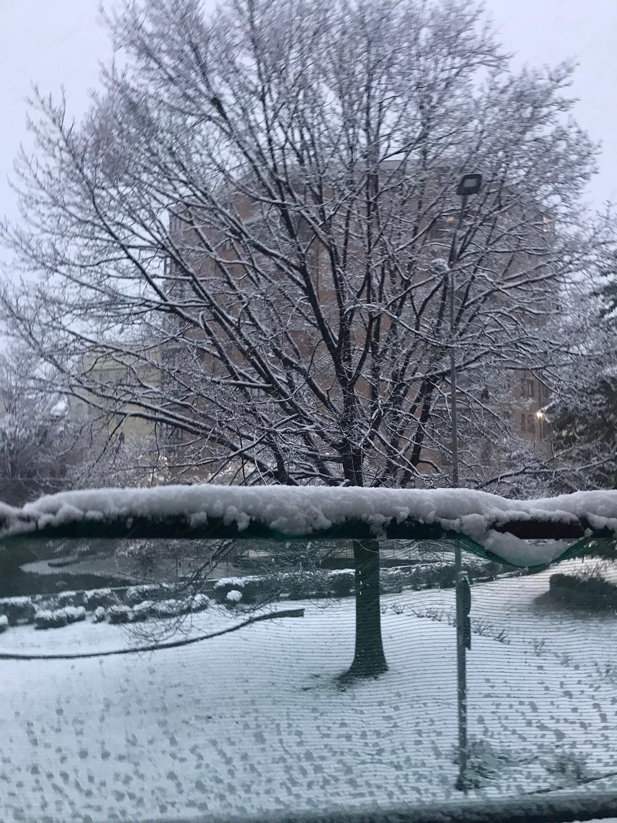 nevicata 28 dicembre