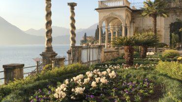 Giardino botanico di Villa Monastero- foto Claudia Traballi