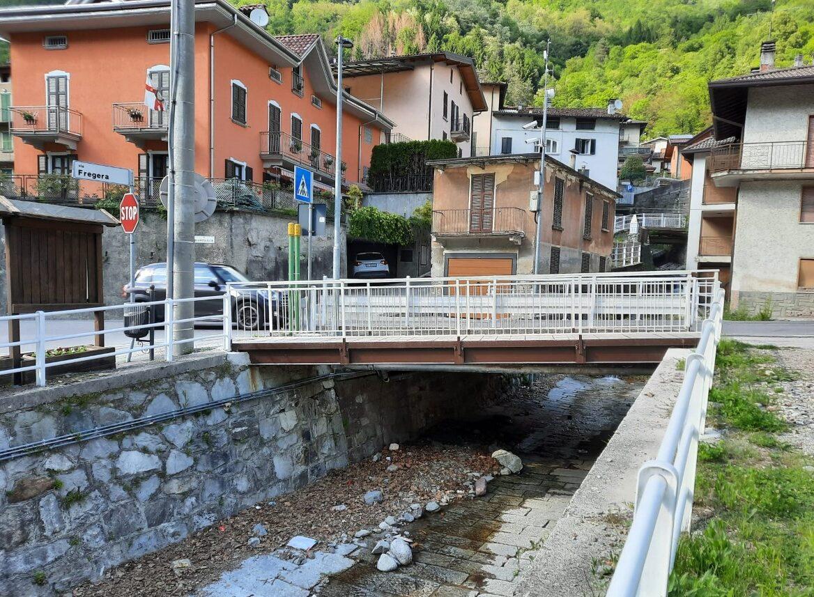 Ponte SP62 Cortabbio di Primaluna