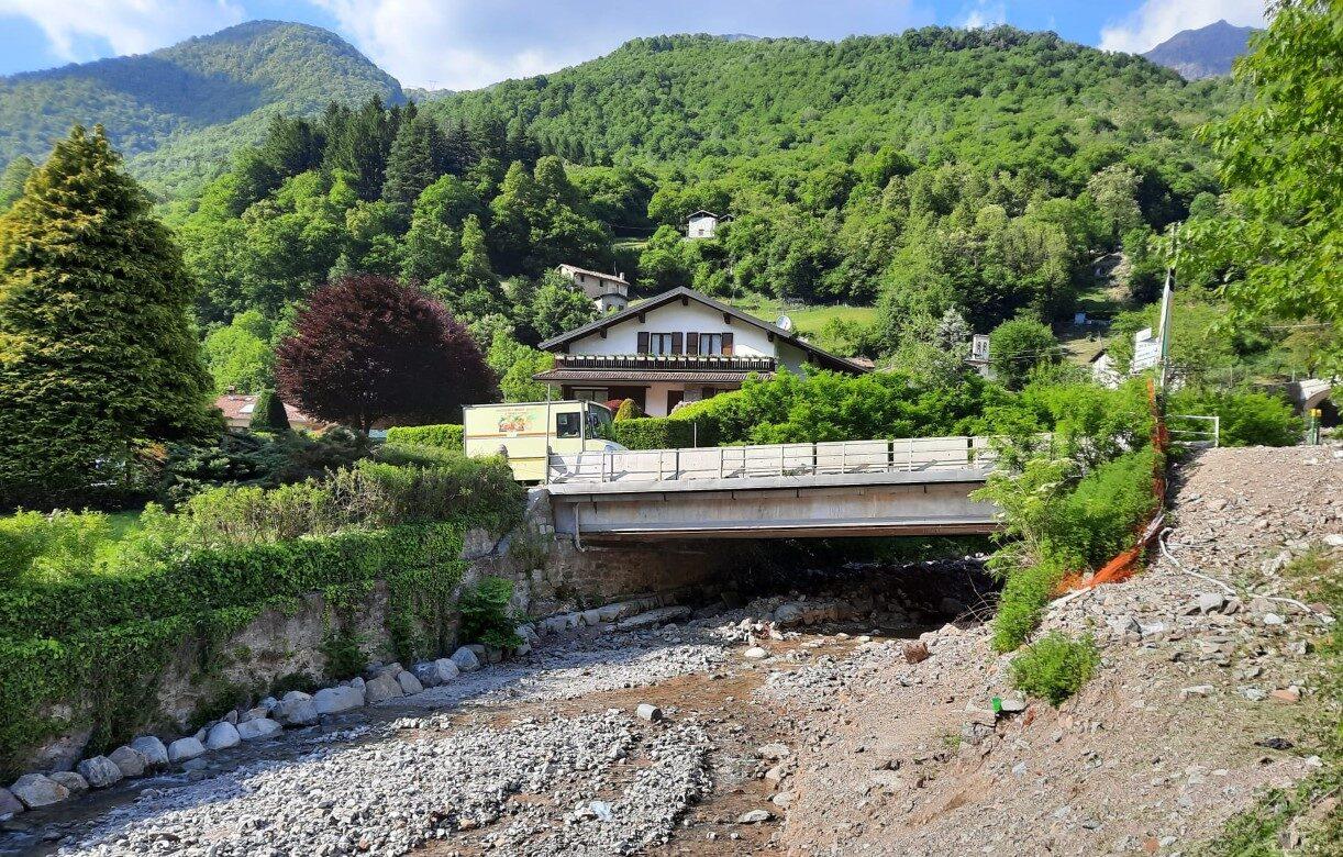 Ponte stradale SP62 Primaluna
