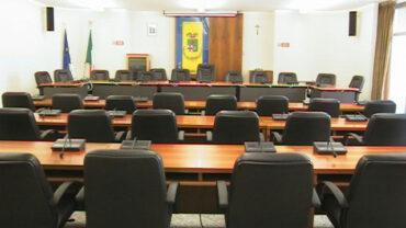Sala del Consiglio della Provincia di Lecco