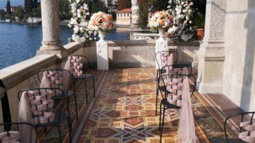 Villa Monastero matrimonio