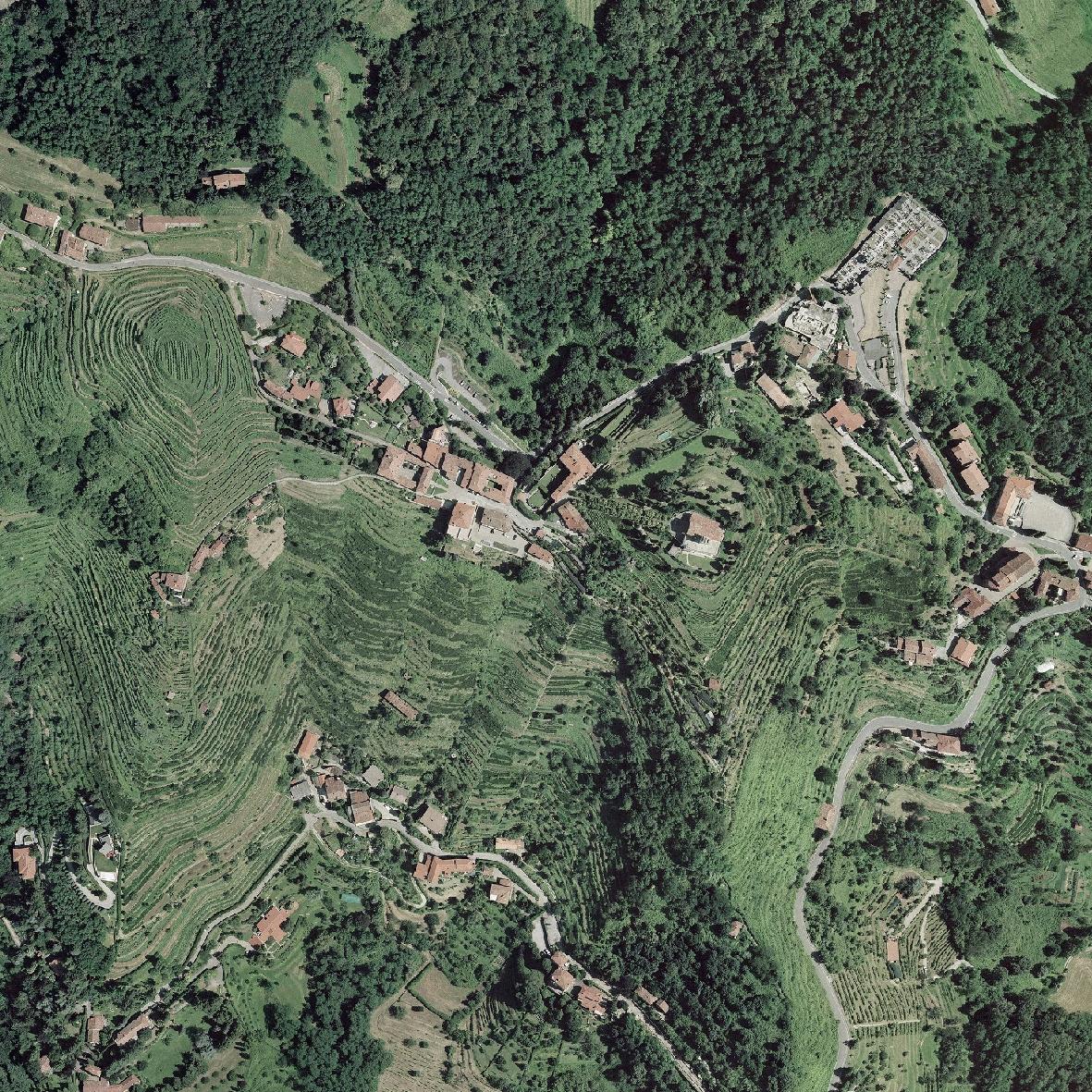 Ortofoto Provincia di Lecco