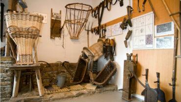 Museo Cultura contadina colico